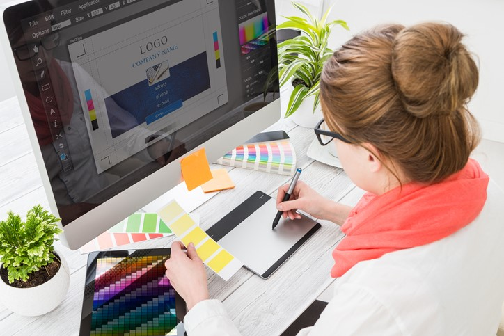 4 Modern Design Resources for Your Bag of Tricks the happy printer and marketers